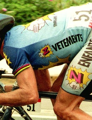 Greg LeMond raced for Legeay's Team Z.