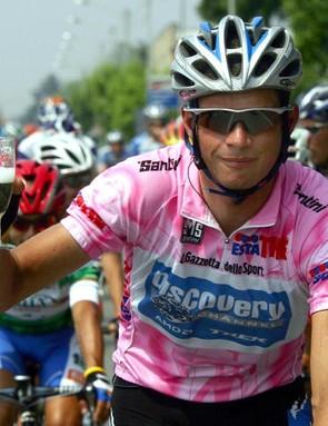 Johan Bruyneel's Discovery team won the Giro in 2005.