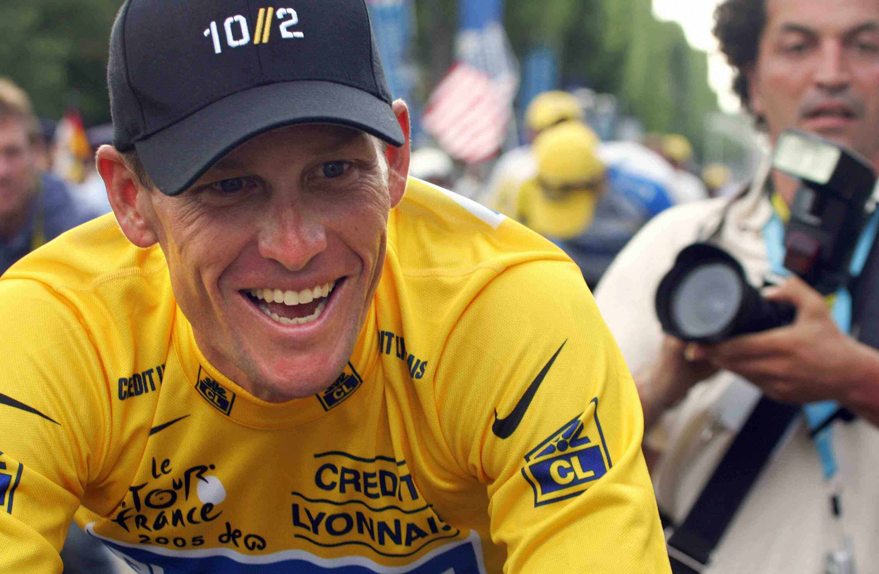Will Armstrong wear yellow in Paris next July?