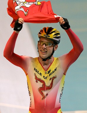 Mark Cavendish won a gold in the 2006 Commonwealth Games for the Isle of Man