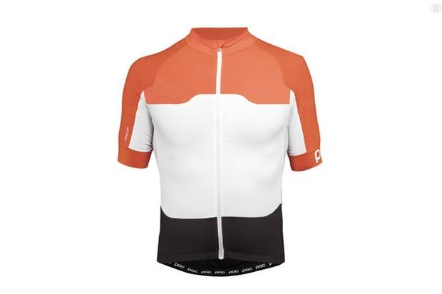 POC's AVIP short sleeve ceramic jersey