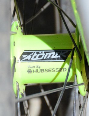 Hubsessed is a custom wheel builder from Ogden, UT. The build was perfect throughout testing
