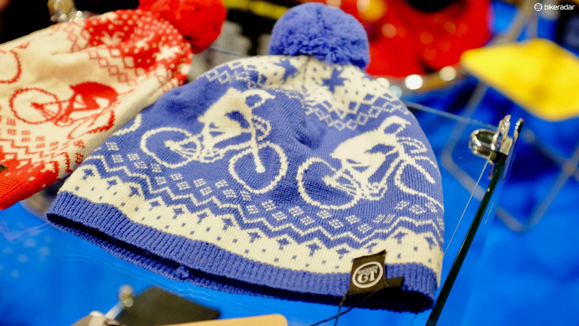 Hackney GT hat keeps you warm and shows your bike love