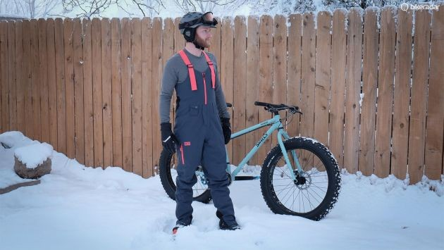 Winter-specific cycling clothing is a thing now thanks to the emergence of fat bikes