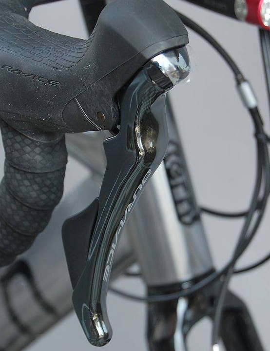 Probably the maddest use of Dura-Ace 9100 we've seen