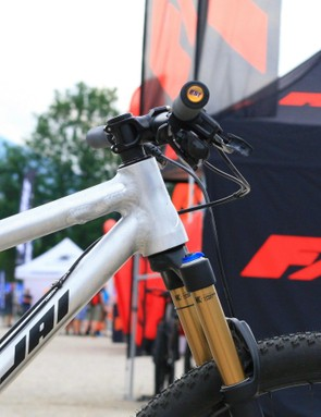 All of Nicolai's bikes now come with the Geomotron inspired geometry - long, low, slack. We're big fans