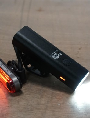 Tumble & Fall has a pair of powerful commuting lights for £40