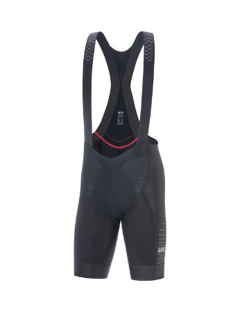 The C7 Vent Bib Shorts+ are designed to keep you cool on hot and humid rides