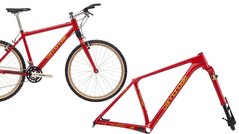 b9fce2ae7b6 Cannondale gets nostalgic with limited edition F-Si Throwback ...
