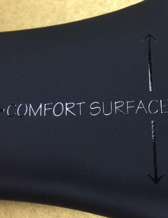 Comfort Surface is a soft insert designed specifically for soft tissues