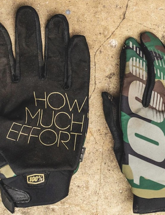 100% Brisker Cold gloves
