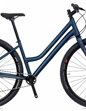 The Jimi is a capable mountain bike, great for exploring bridleways and singletrack