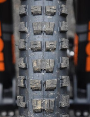 The Onza Aquila tyre was developed with help from Gwin