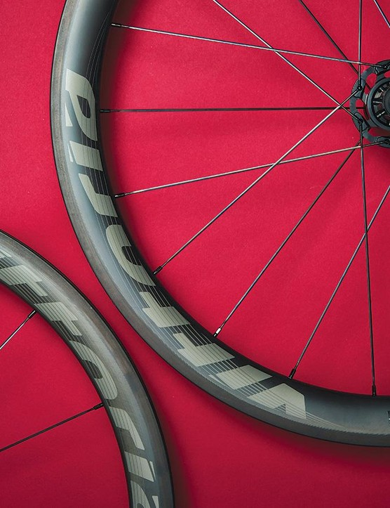 Vittoria Qurano 46 wheels impressed us with their eagerness