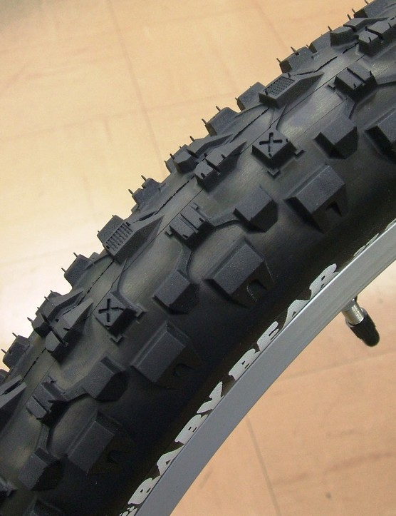 Pacenti's 650B tire: the future of dirt?