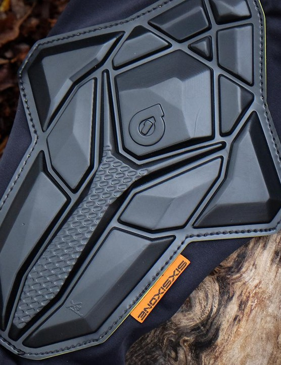 The Recons use XRD reactive foam padding