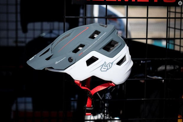 The new ATB-1T helmet from 6D