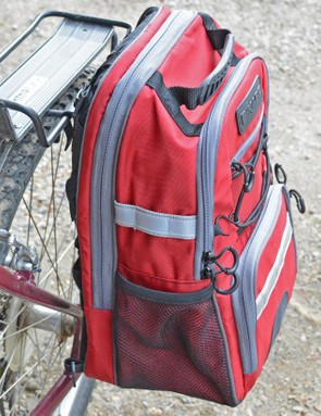 The Outlier functions very well as a pannier