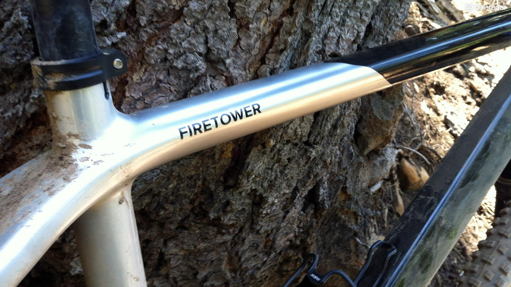 Getting back to the basics, the Firetower is all about cross country riding