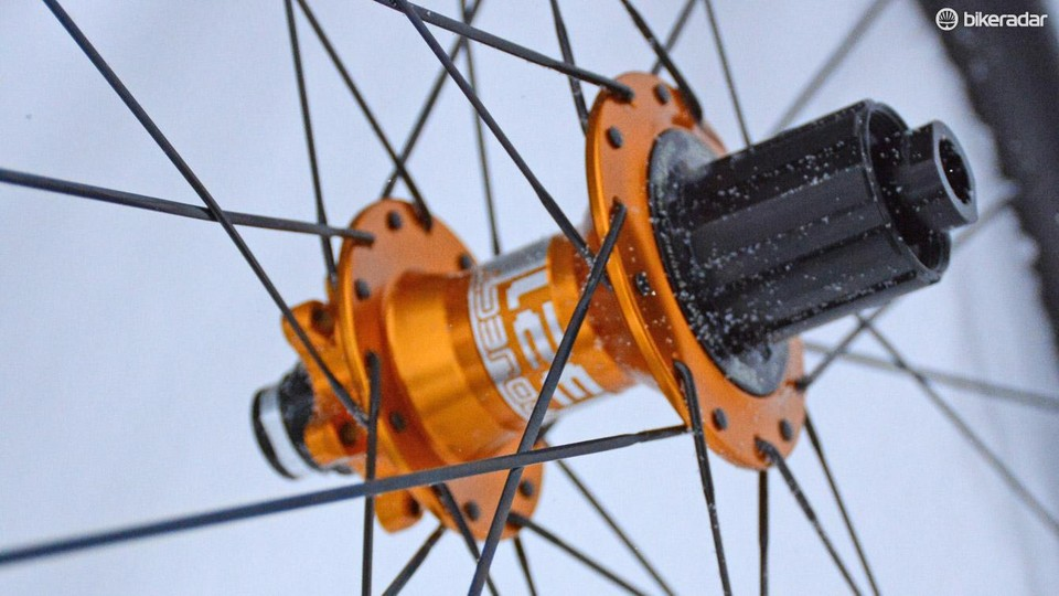 Magnets over springs: Project 321's new hub - BikeRadar