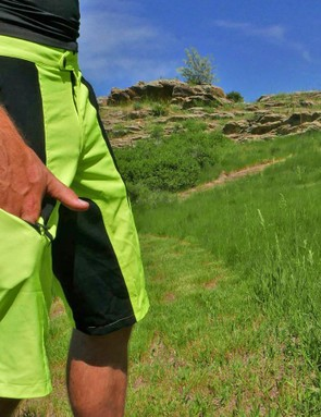Pactimo can do more than road kits, their Apex MTB shorts are proof