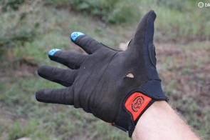 The Prodigy gloves served their duty admirably