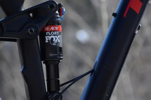 Trek and Fox teamed up to create the Reaktiv shock