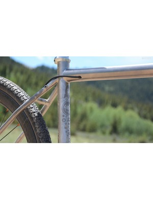 Slick internal cable routing kept the looks modern and clean