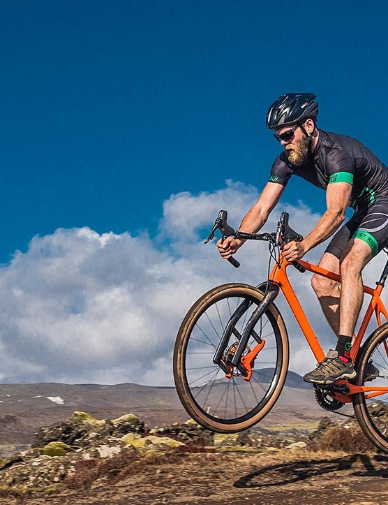 Think you can handle a bit of rad riding on your road bike?