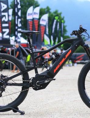 The Ion-EBOXX is like no e-bike before. Radical, adjustable geometry and innovative build