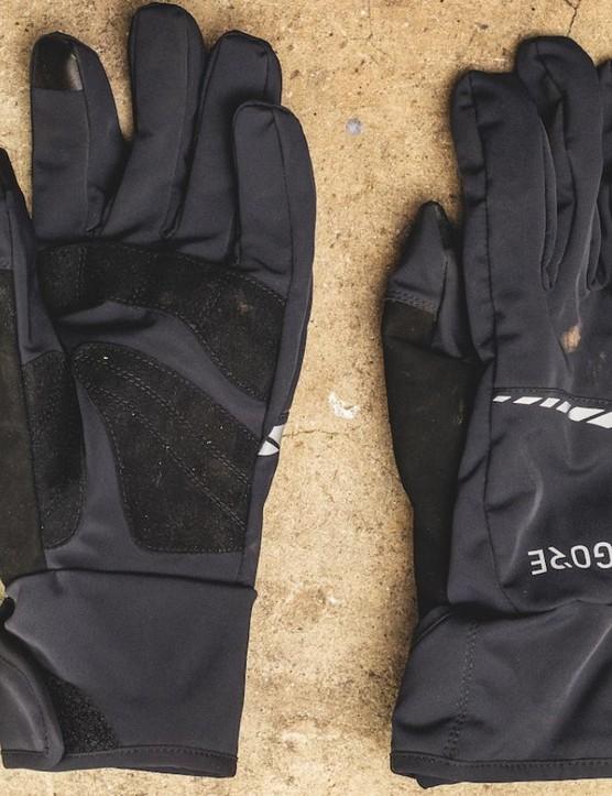 Gore's C5 Gore-Tex gloves
