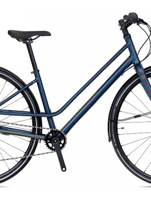 The Janis is a good road option for club riders who may not be muscling their way uphill anymore