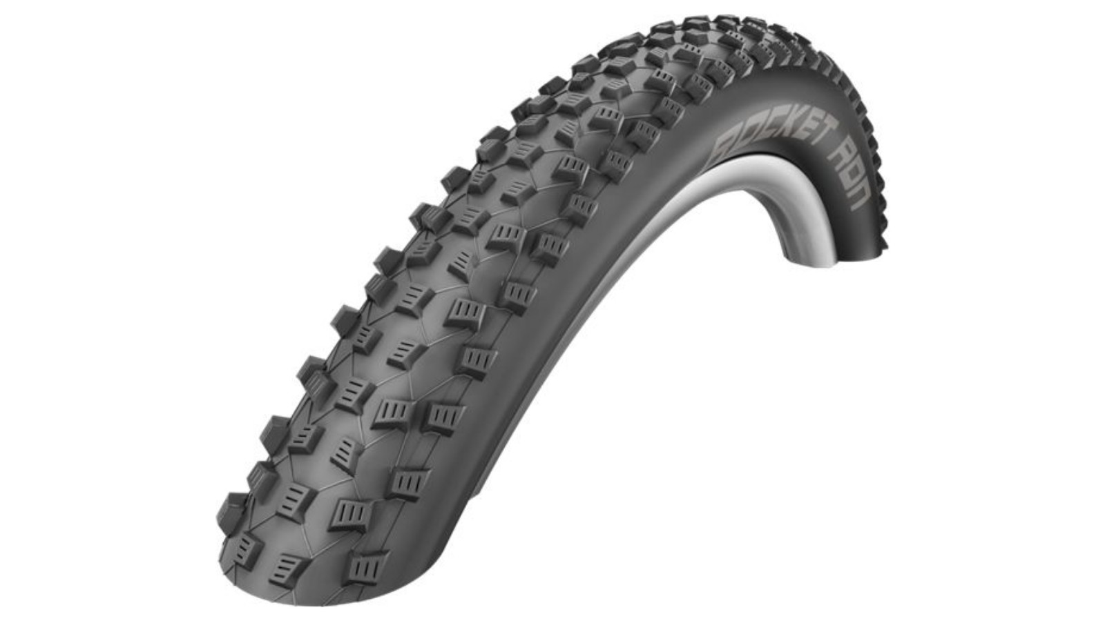 The Schwalbe Rocket Ron is great for racing on dry trails