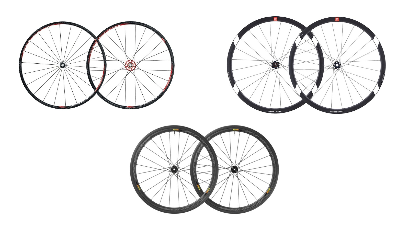 There are some serious bargains to be had on wheelsets at Chain Reaction Cycles right now