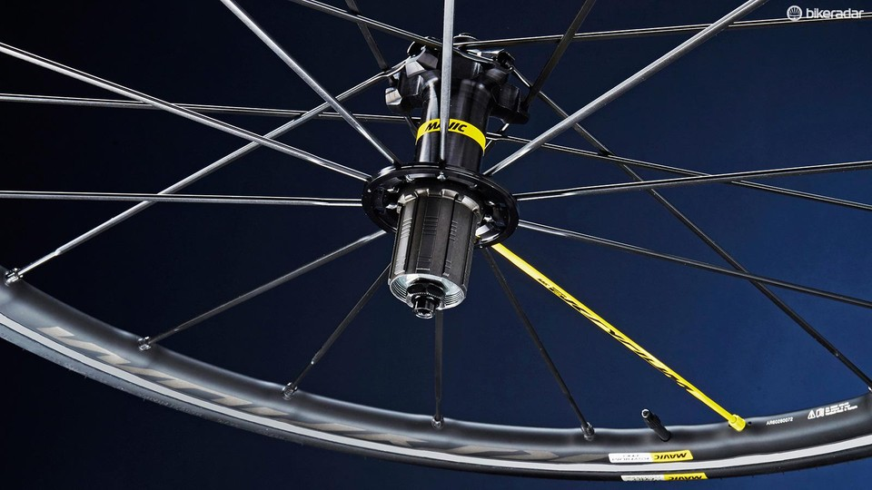 630b5ec0beb Mavic's Ksyrium Pros are fine wheels, though we wish the French firm had  gone even