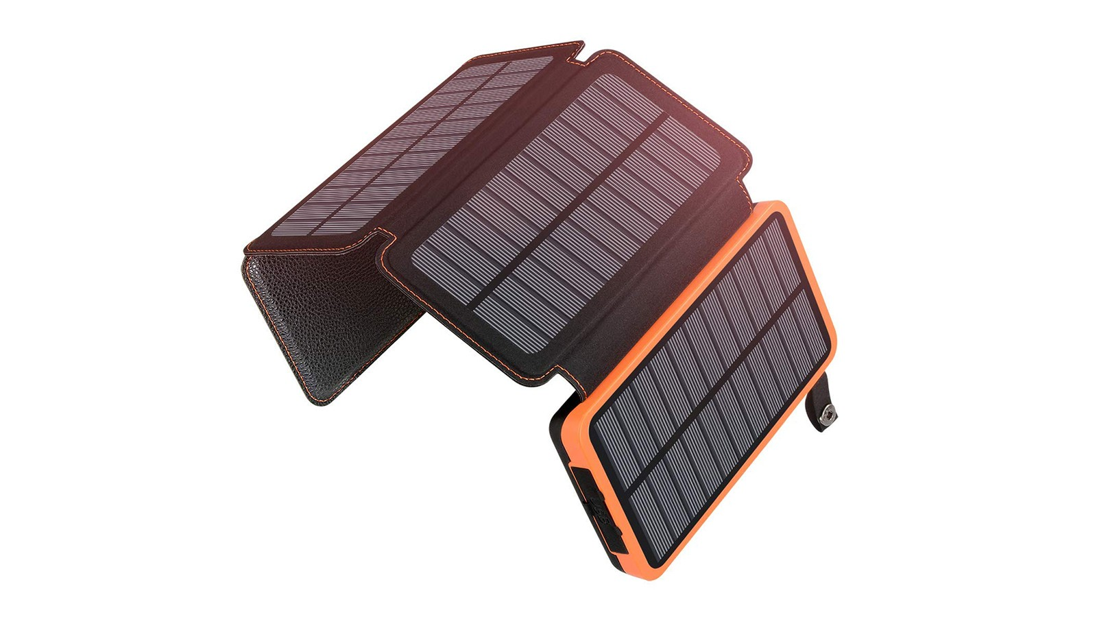 ADDTOP Solar Power Bank charger