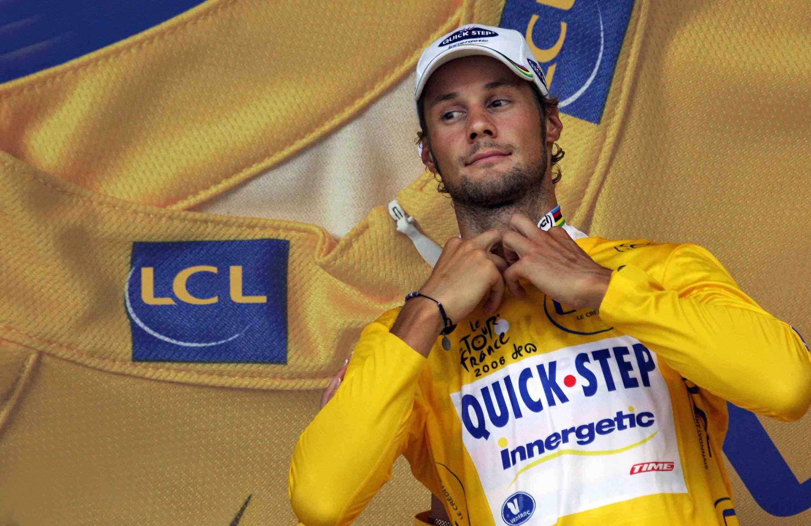 Tom Boonen was the last Belgian to wear yellow, in 2006.