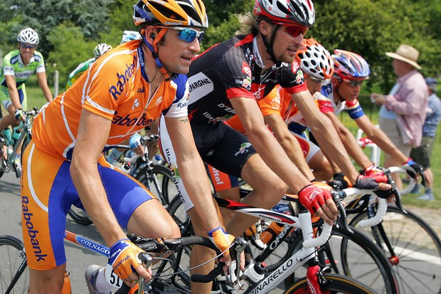 Will Russians see compatriots Denis Menchov and Vladimir Karpets in a ProTour race on Russian soil?