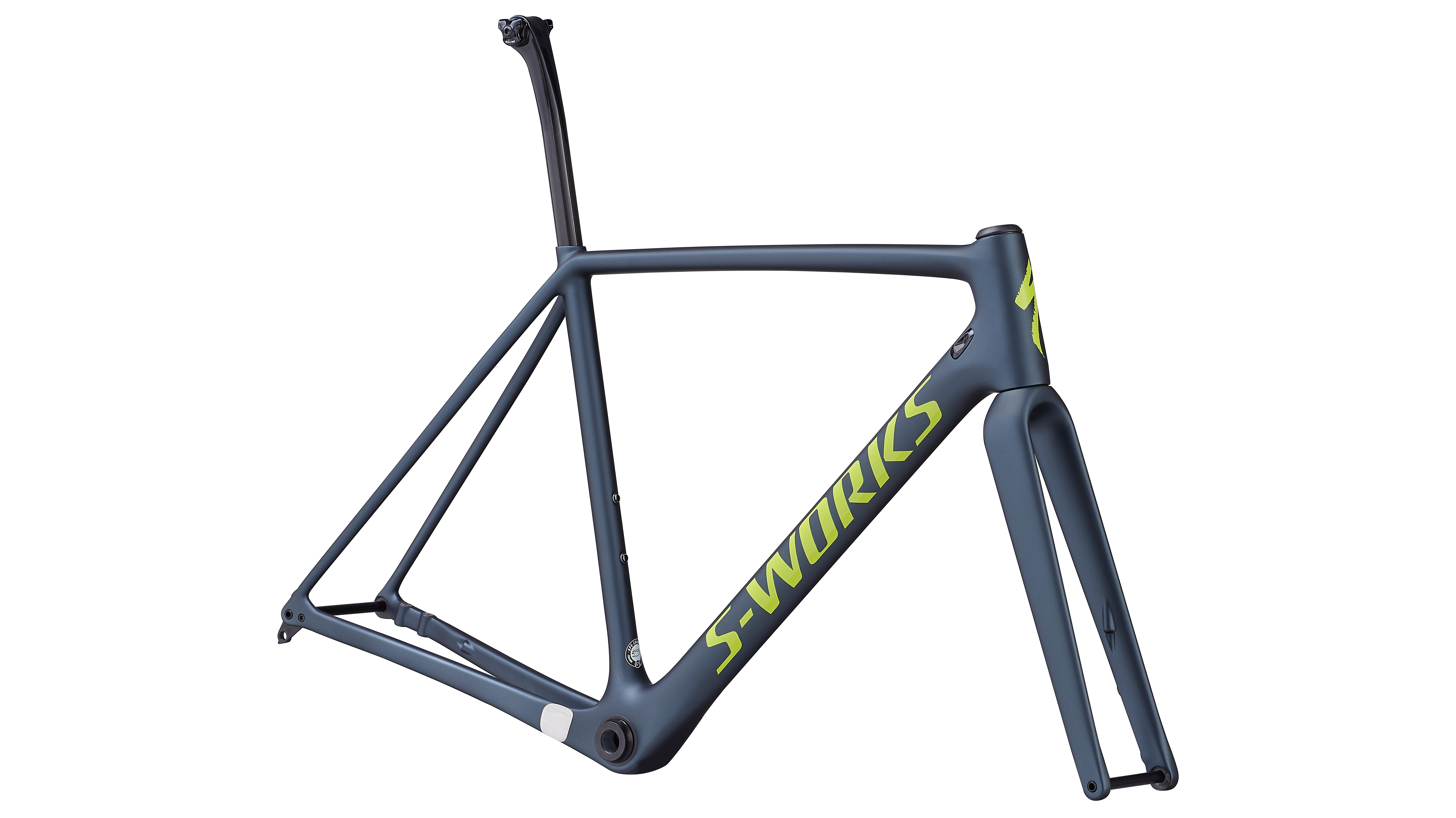 The S-Works CruX is available as a frameset too
