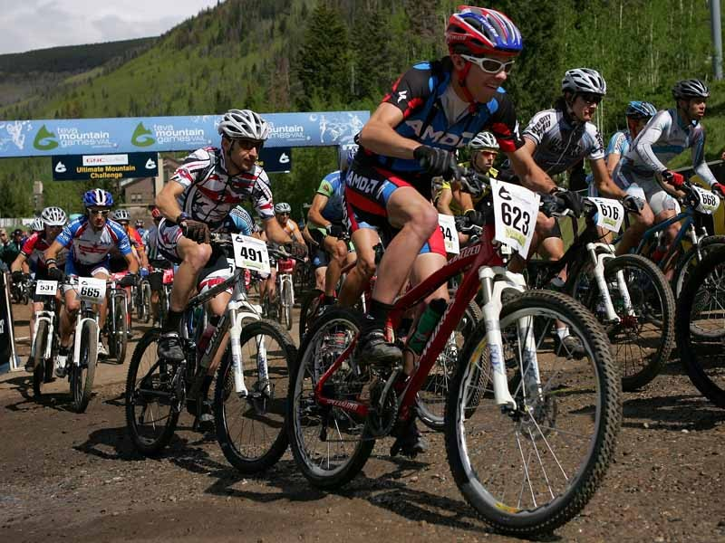 US mountain bikers are to be reclassified.
