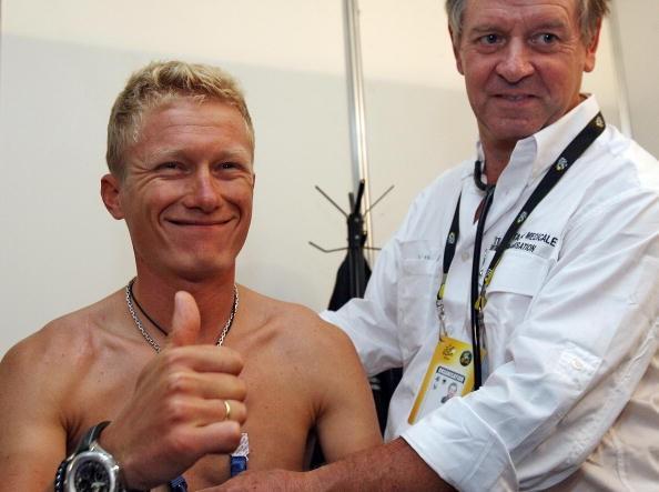 Vinokourov:  the calm before the 2007 Tour storm.
