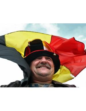 A Belgian fan