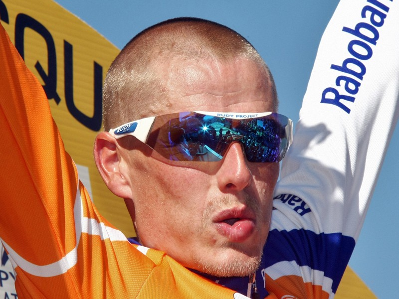 Michael Rasmussen won his case against Rabobank, but still got a two year suspension