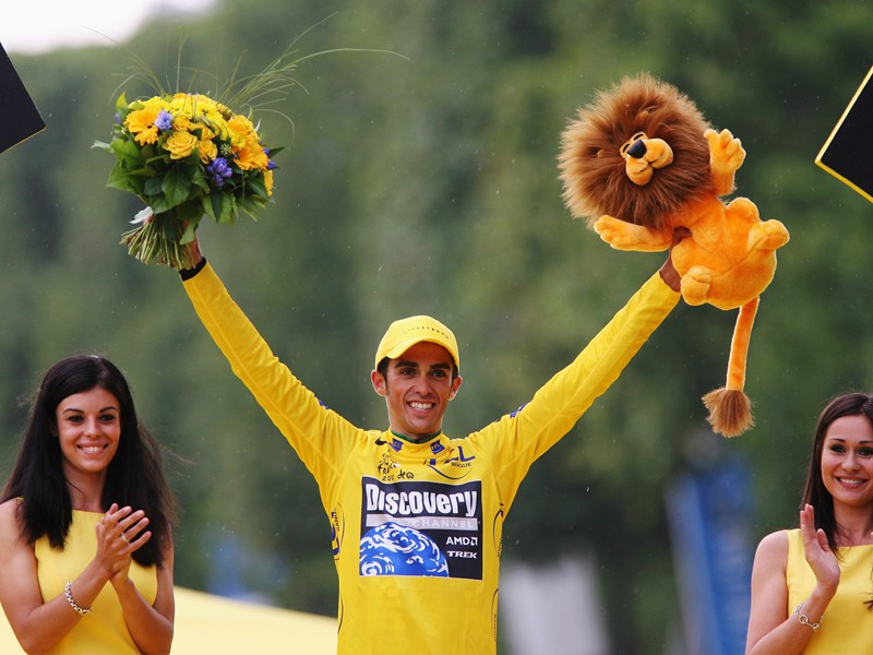 The yellow jersey was first introduced in 1919