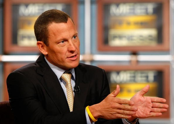 Lance Armstrong's stock has risen considerably since retiring from pro racing in late July 2005.
