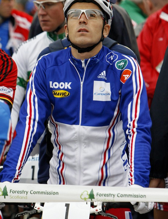 Absalon will be the main French hope for the Olympic cross country race