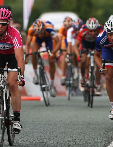 Sometimes, it's all too easy for Mark Cavendish