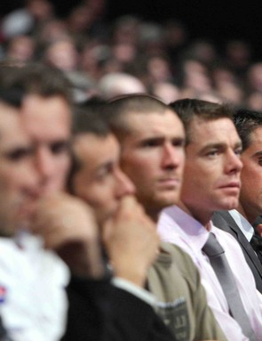 Last year's Tour presentation brought out Cadel Evans, Alberto Contador and Oscar Pereiro. Who will show in 2008?