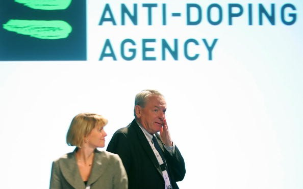 Dick Pound at last year's international doping summit.