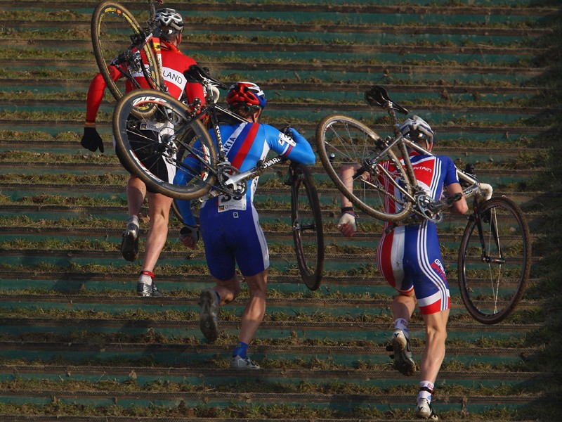 UK cyclo-cross roundup